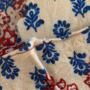 Zara Dresses - Zara Trafaluc Collection patchwork maxi dress